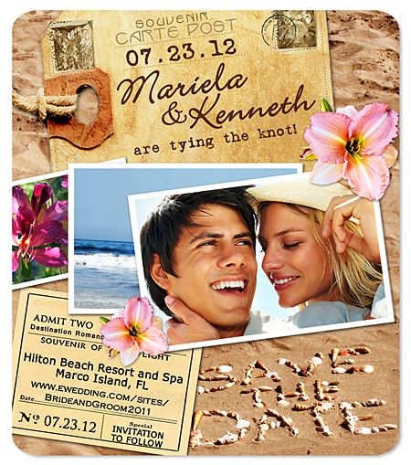 214 best Wedding invitations save the dates images – Save the Date Destination Wedding Magnets