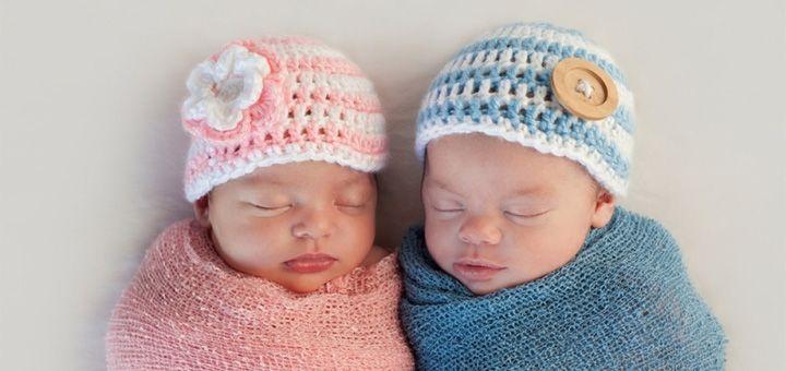 """Мама ждала """"нормальных"""" близнецов, но когда врачи показали ей это фото, у нее сорвало дыхание - http://pixel.in.ua/archives/24571"""