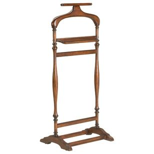 Victorian Clothing Valets And Suit Stands by Butler Specialty Company
