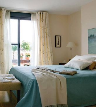 M s de 25 ideas fant sticas sobre cortinas dobles en - Cortinas para miradores ...