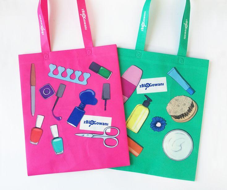 #beauty #bags #flatlay #cosmetics #illustration