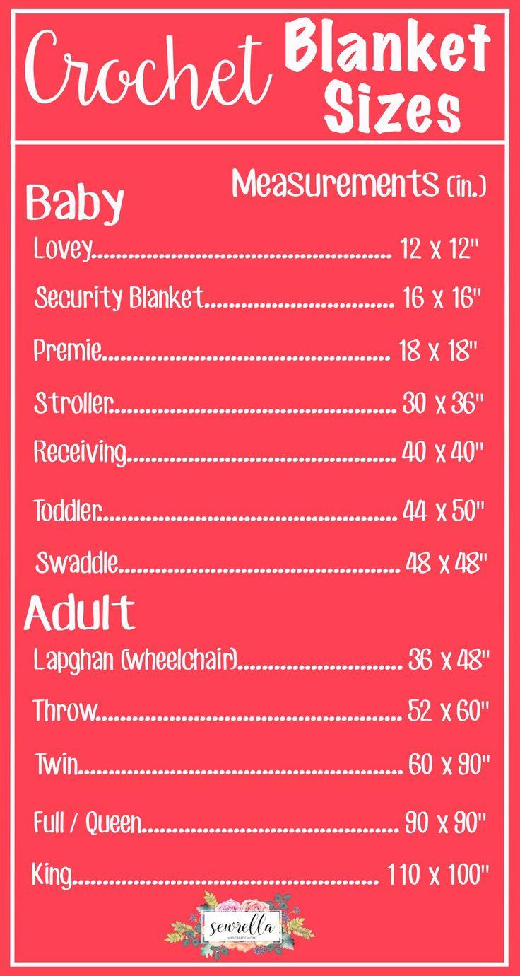 crochet boot cuff size chart