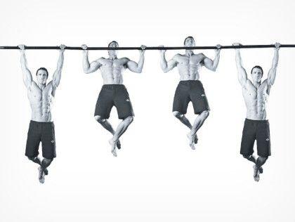 De 22 bästa Male Fitness Model Body-bilderna på Pinterest
