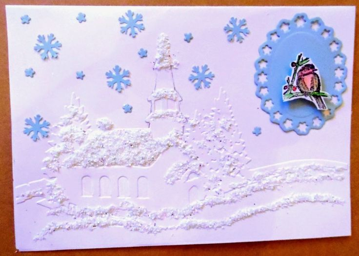 Elly's Creations: White church #scrappingreatdealsmood @SGDstore