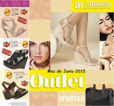 Catalogo Outlet de Andrea Junio 2015 Mexico