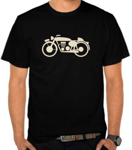 Biker Casual Graphic Tees Men T Shirt Harley Motor Rider Chopper Multidesign   eBay