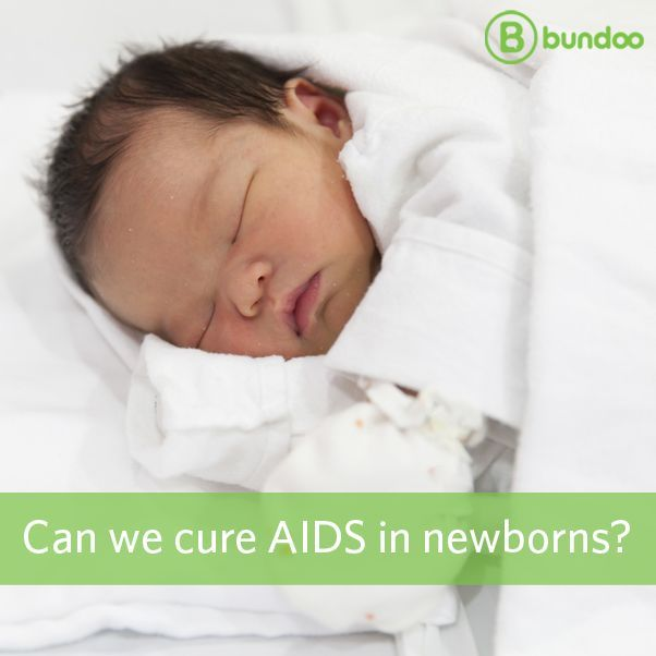 Can AIDS in newborns be cured? A baby in Mississippi and another one in California are currently living free of the virus after being born HIV-positive. Learn more about a new aggressive treatment.