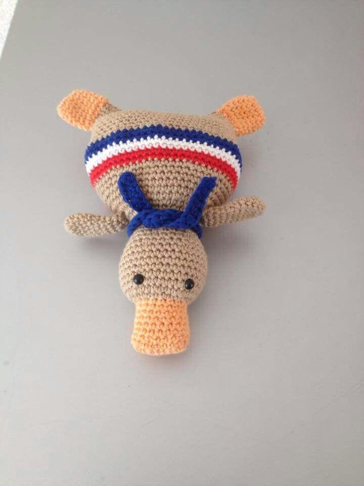 Amigurumi Daffy Duck : 119 best images about Haken eendjes. Crochet ducks. on ...