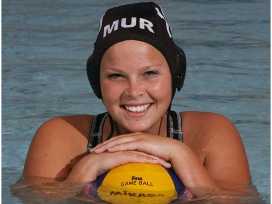 Murrieta Valley junior Paige Virgil is the 2013 HSGameTime Girls Water Polo Player of the Year.