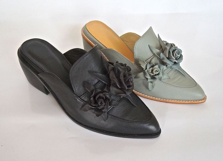 Hand Made Calf Leather Footwear. WK-28, 29