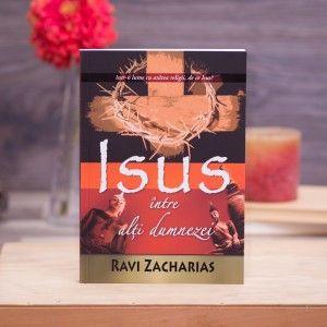 """Isus intre alti dumnezei"" ~ Ravi Zacharias  #theologybook"