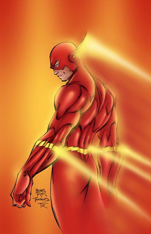 Flash by Michael Turner