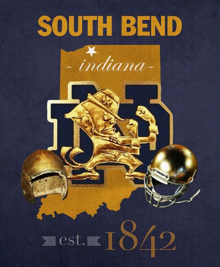 Notre Dame Football Wallpaper: 646 Best Notre Dame Football Images On Pinterest