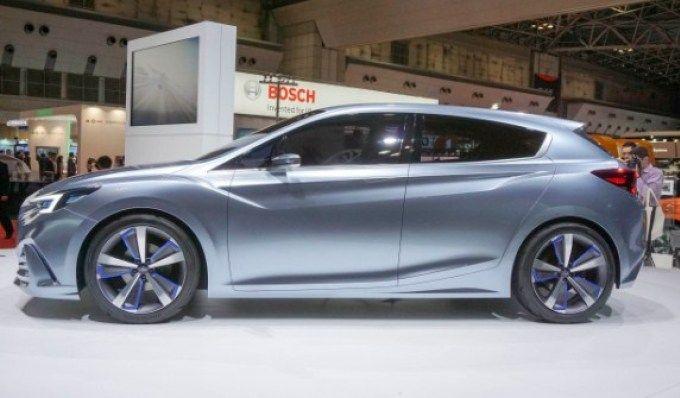 2020 Subaru Wrx Sti Concept Hatchback Engine News Rendered