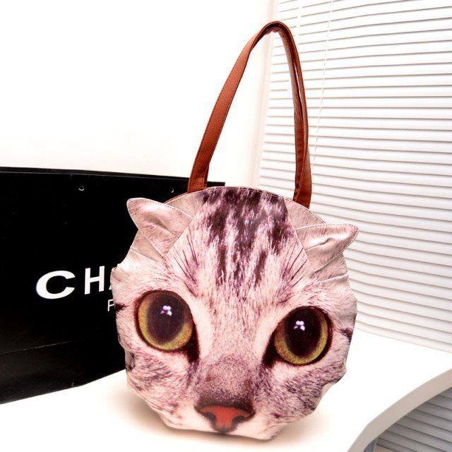 20211 white Cat, IDR 175.000, Tinggi : 29cm,  Lebar : 27cm,  Tebal : 10cm,  Cara Buka : Resleting,  Tali Panjang : Tidak Ada,  Bahan : PU, Berat : 500 gram