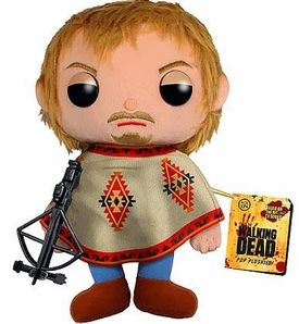 Funko POP! Walking Dead Plush Figure Daryl Dixon  WANT!!!!!