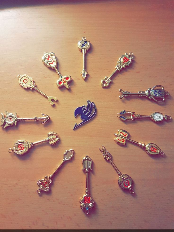 Celestial spirits key ❤