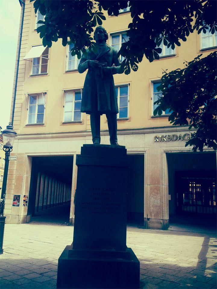 Staty Lars Johan Hierta