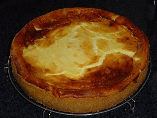 Authentic German Cheese Cake Recipe