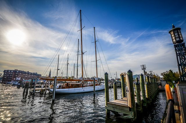 Awesome things to do in Annapolis Maryland with kids.