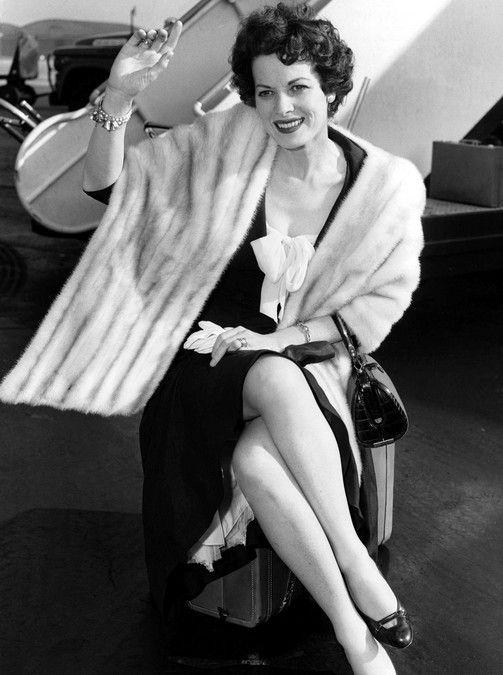 Fashion, Beauty, and Style: Maureen O'Hara