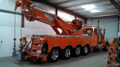 100 TON ROTATOR...WHOA | Heavy Duty Towing | Pinterest ...