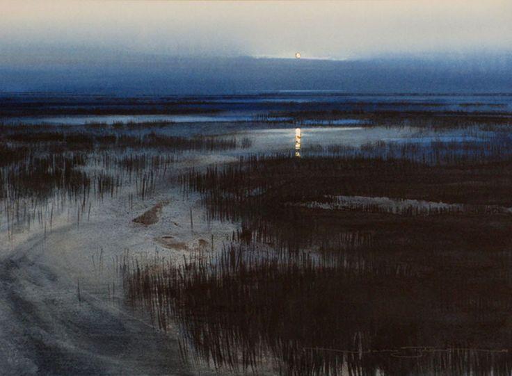 Moon Rising - Naomi Tydeman RI