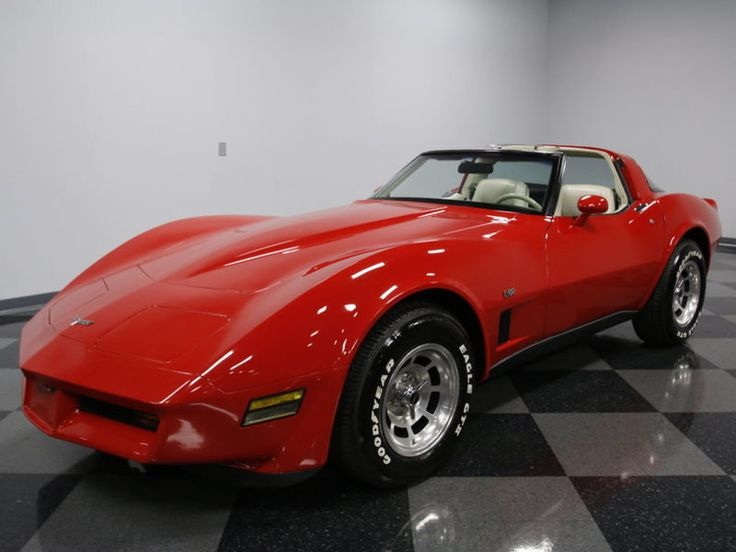 1980 Chevrolet Corvette for sale - Concord, NC | OldCarOnline.com Classifieds