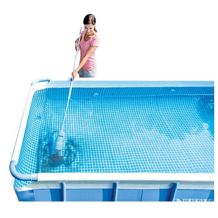 17 meilleures id es propos de spa gonflable sur for Aspirateur piscine portable
