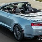 2017 Chevrolet Camaro ZL1 Convertible Price and Release Date
