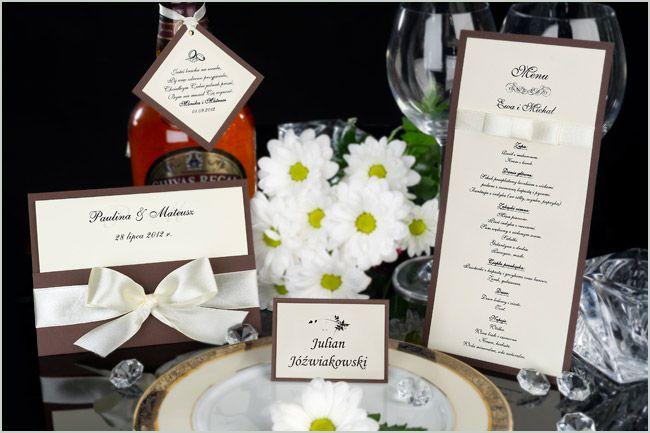 Zaproszenia ślubne PPKP