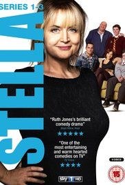 Stella Dvd Series 4. A series set in the fictional village of Pontyberry in the South Wales Valleys centered on the lives of a single mother in her forties, who earns a living doing the locals' ironing, and her family and friends.