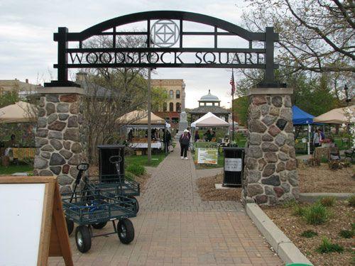 Permalink to Woodstock Farmers Market