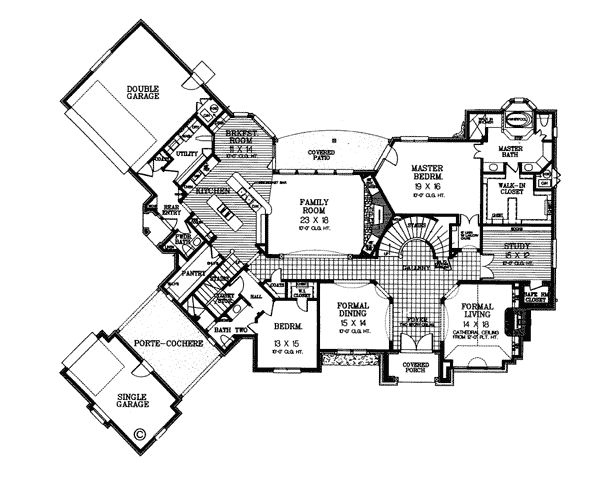 43 Best Images About House Floor Plans On Pinterest