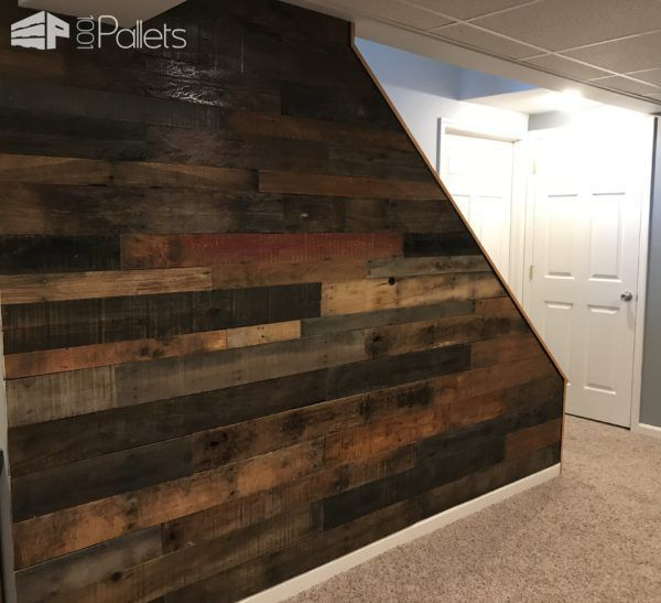 Wooden Pallet Stairs Ideas: 1248 Best ECOIDEAS Images On Pinterest