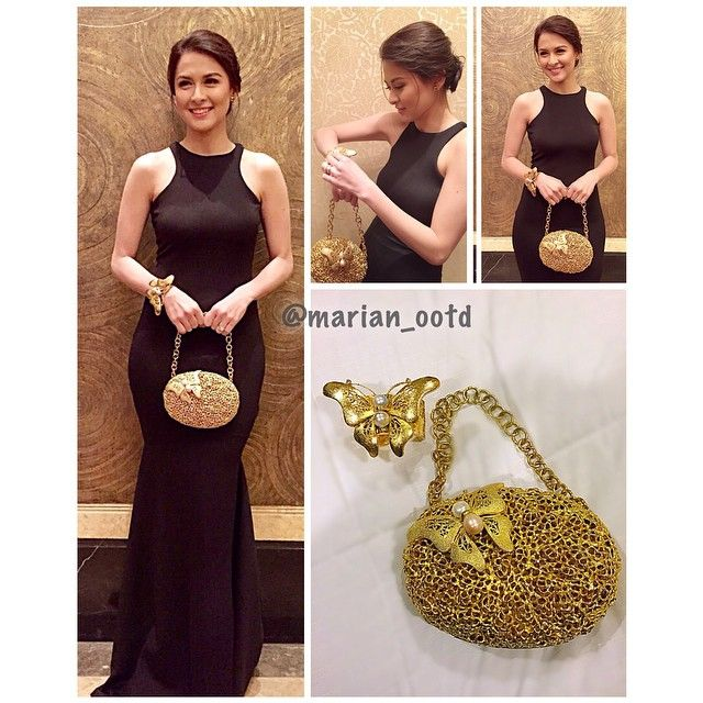 Instagram Post by MARIAN RIVERA's STYLE (@marian_ootd ...