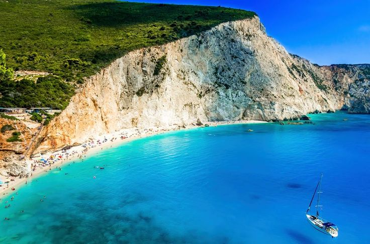 The #lonianislands are paradise on earth! Visit #Corfu, Lefkas, #Zakynthos.... by your own #GreeceBoatCharter!