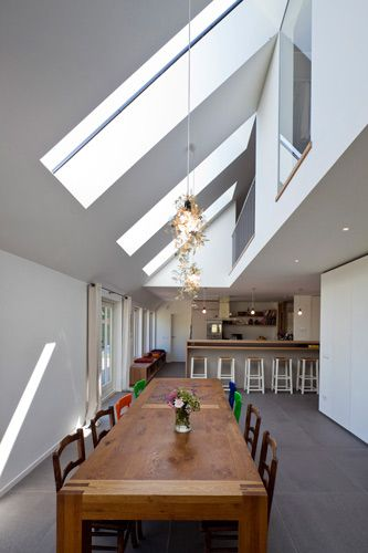 Prachtig interieur! Strak en design.