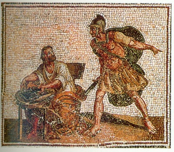 """""""Podcast #299: What the Ancient Greeks and Romans Thought About Manliness"""""""