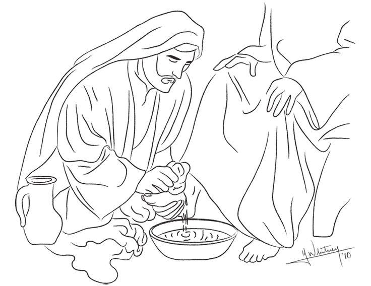 Jueves Santo: mandamiento del amor
