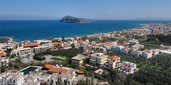 Chania, Crete: Agia Marina