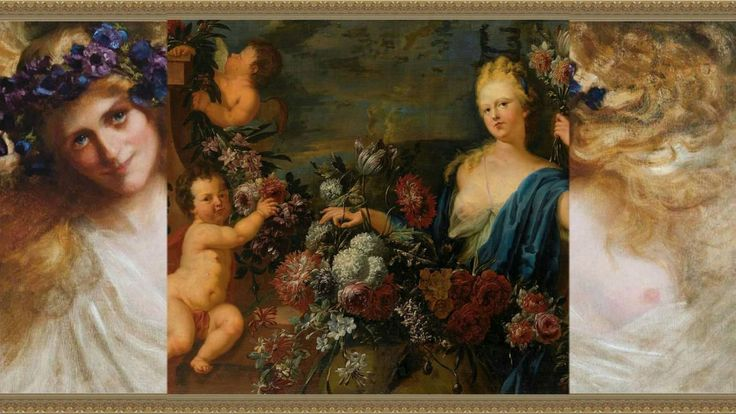 Mythology-Мифология-Flora