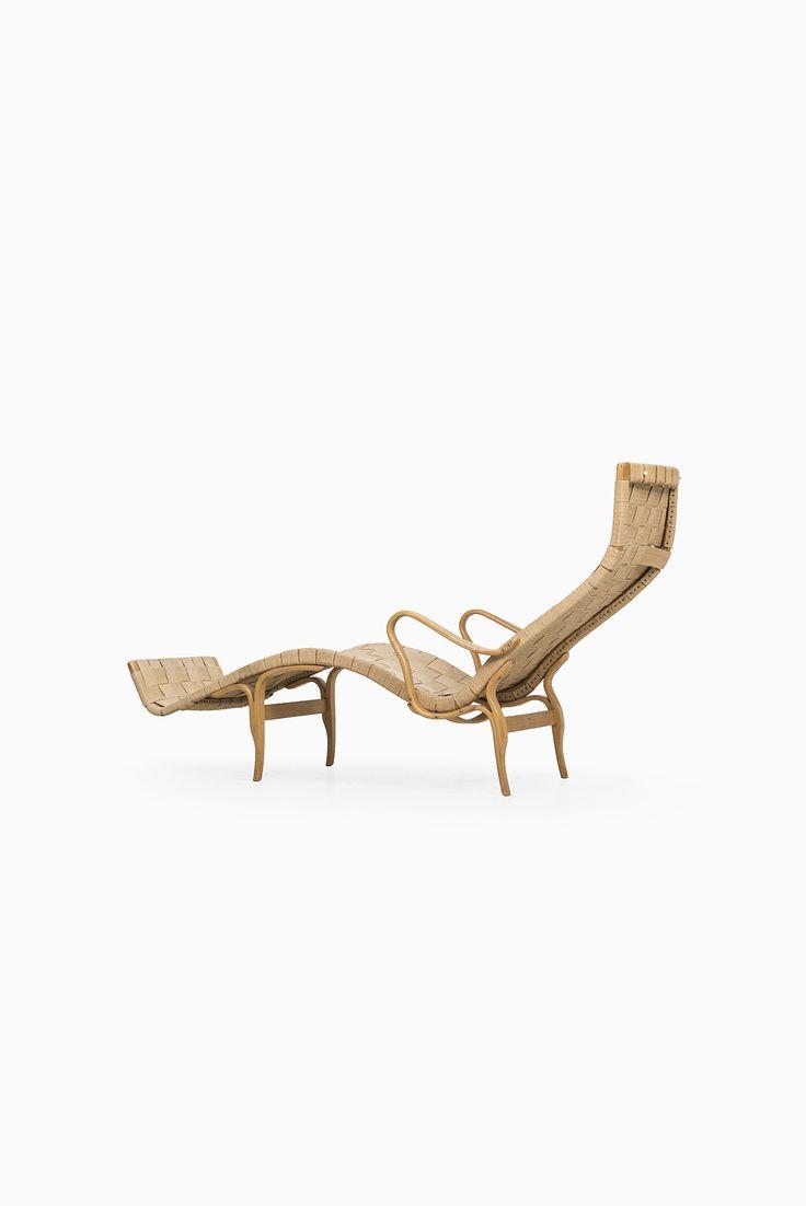 Bruno Mathsson Pernilla 3 lounge chair at Studio Schalling