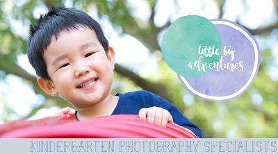 Little Big Adventures Kindergarten Photographers