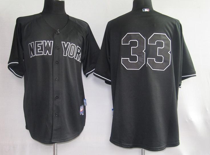 5ba2eca01 ... closeout swisher black jersey 18.99 this jersey belongs to nick swisher  new york yankees 33 b8f6c