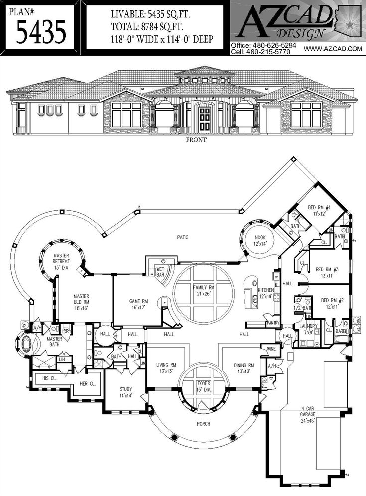 High End House Plans 1157 best luxury house plans images on pinterest | architecture