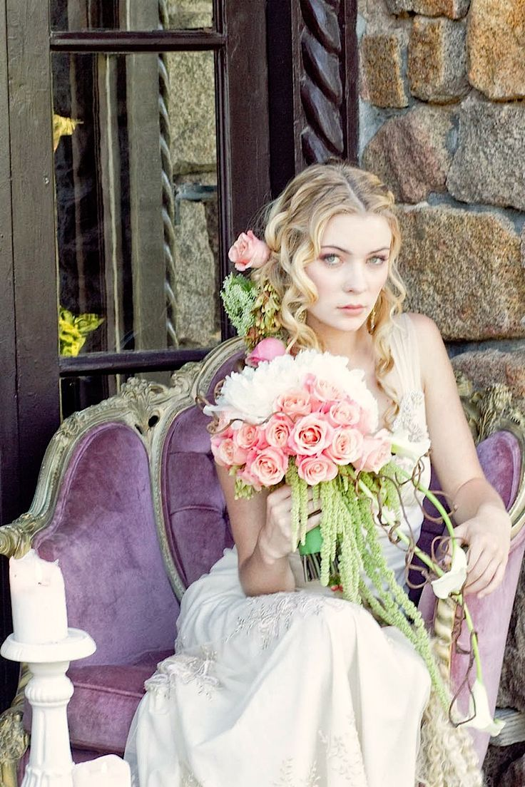 Fairy Tale Tangled Wedding Shoot by Couture Events Design - The Wedding Chicks