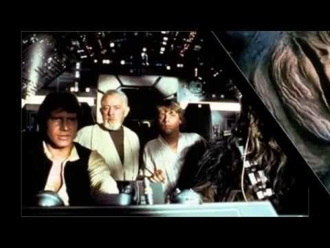 años 70- La guerra de las galaxias-John Williams