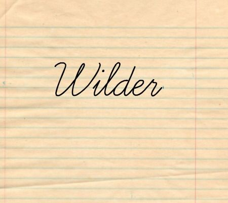 50 Baby Names Inspired By Writers.....They used Wilder after Laura Ingalls Wilder!....I am a HUGE fan of the author, but I don't know if I would go so far as to name my child, Wilder. Though, it is interesting and kind of neat...and would make a nice boy name.