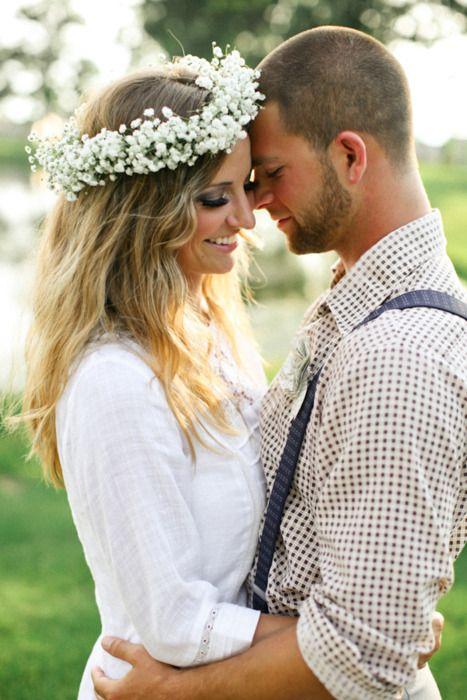 hippie wedding <3